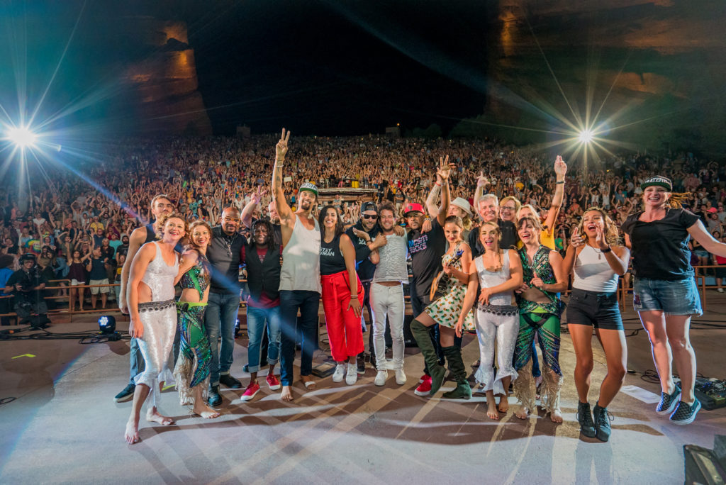 10,000+ Soulrockers at Red Rocks