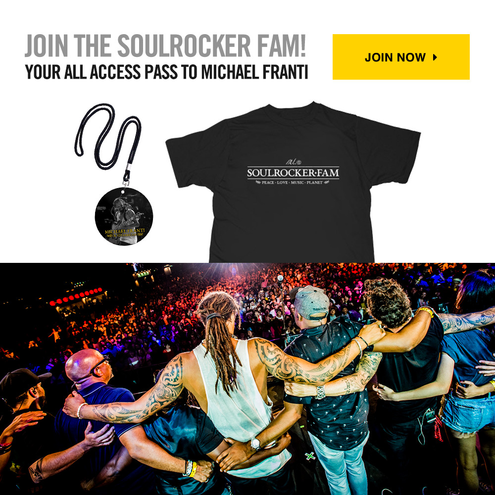 Official Launch of the Soulrocker Fam